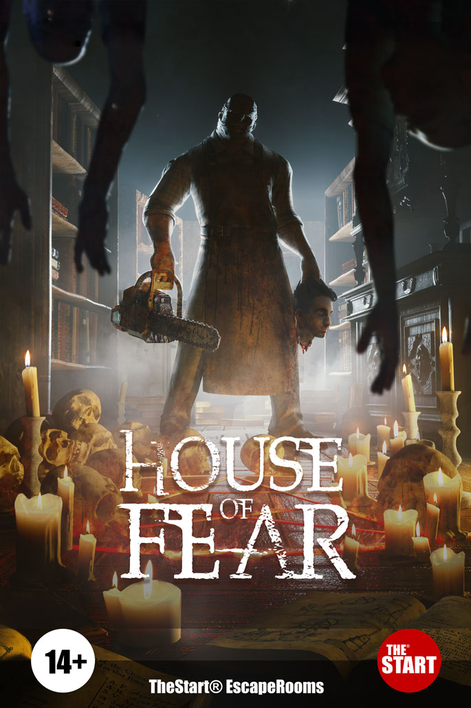 VR House Of Fear
