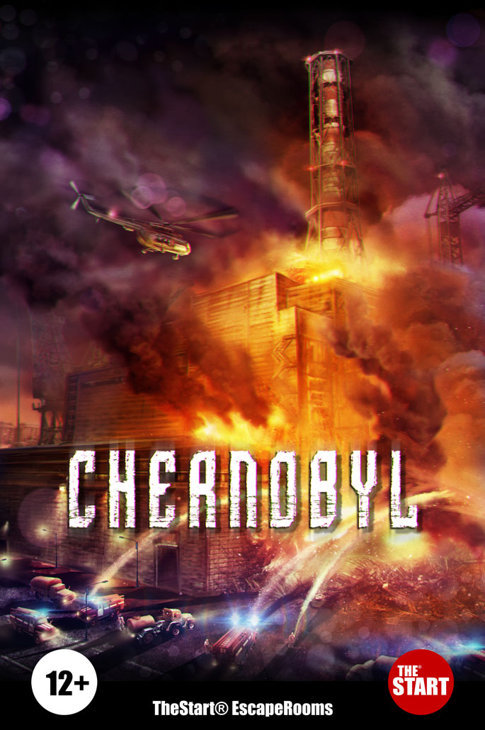 TheStart - VR Escape Room Chernobyl