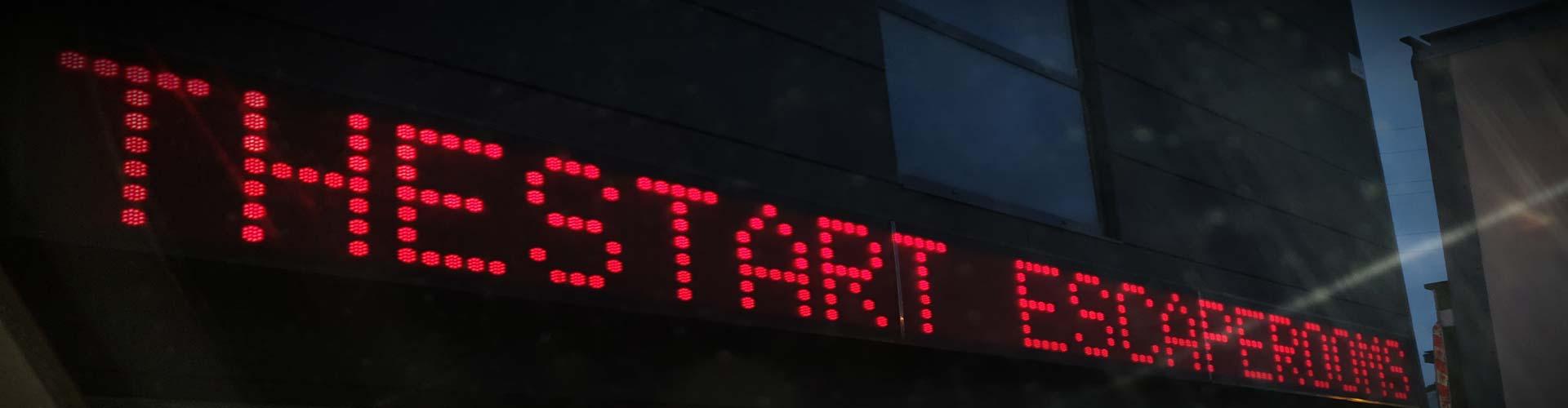 TheStart - EscapeRooms - Contact